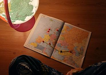 afbeelding topografie en geschiedenis